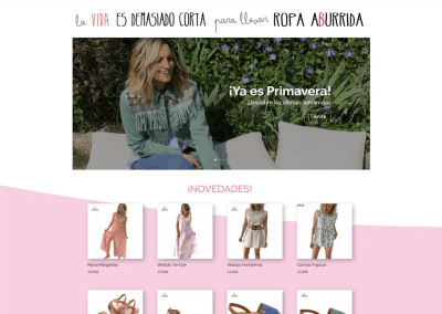 ¡by LOLA! Web design and E-commerce