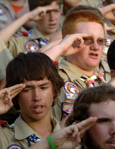 0022: The Fathers on Scouting