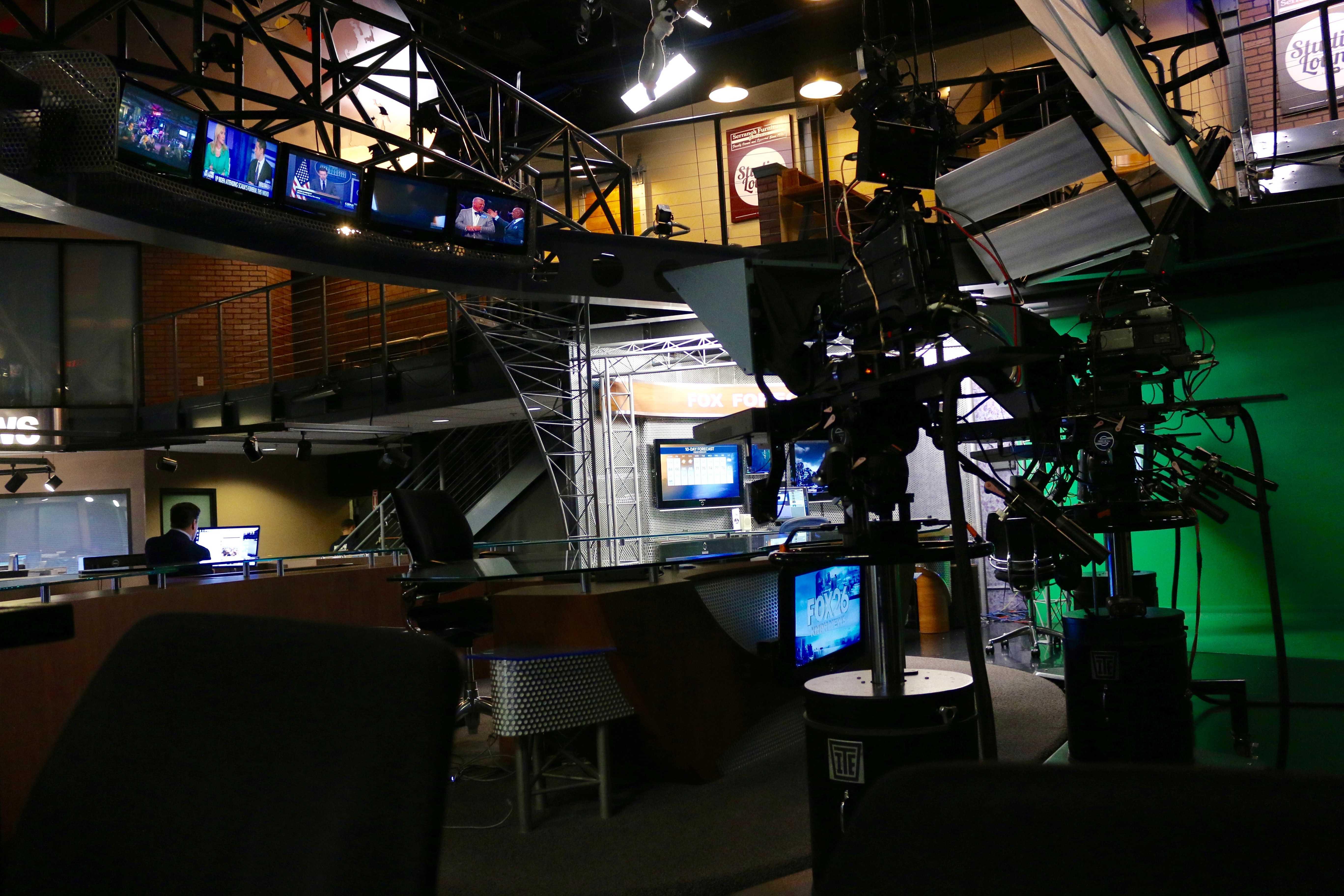 SJW: KMPH Fox 26 on journalism process, First Amendment