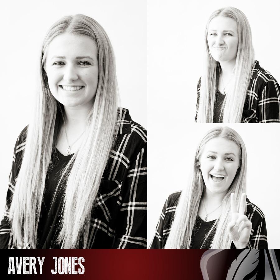 Avery Jones