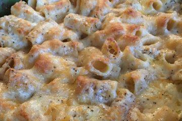 Cooking Macaroni & Cheese