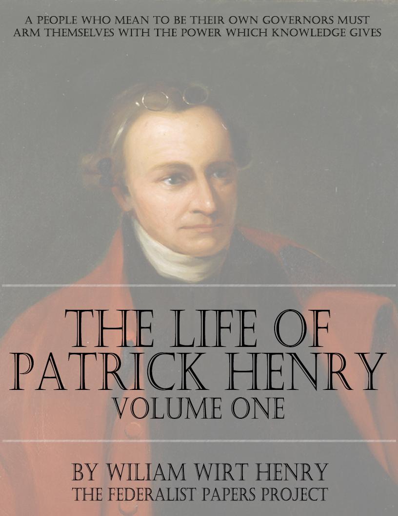 Patrick henry essay