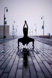 Dancing on the Boardwalk