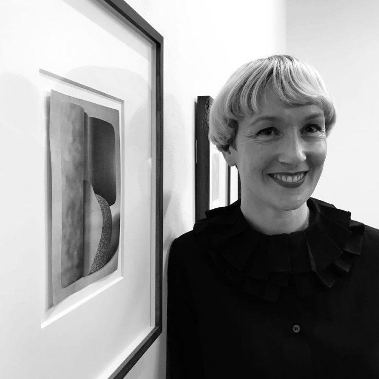 Hannah Hughes, photo by Charlie Gray