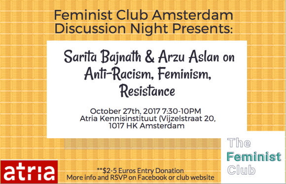 Anti-Racism Lecture Night