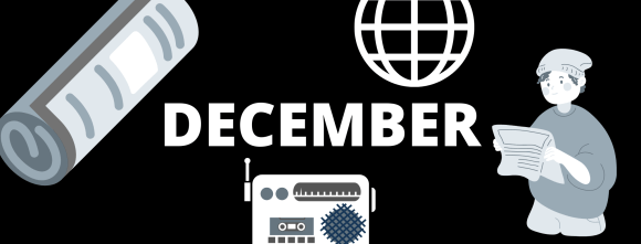 What happened in December?