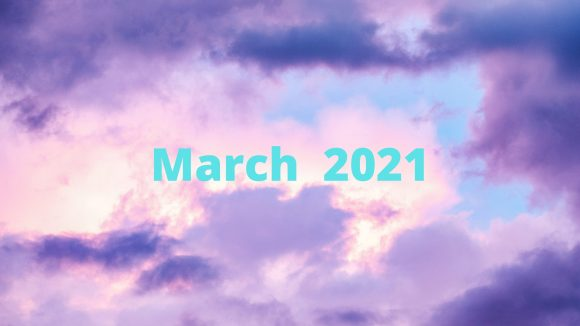 What happened in March 2021?