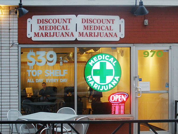 Discount Medical Marijuana Store