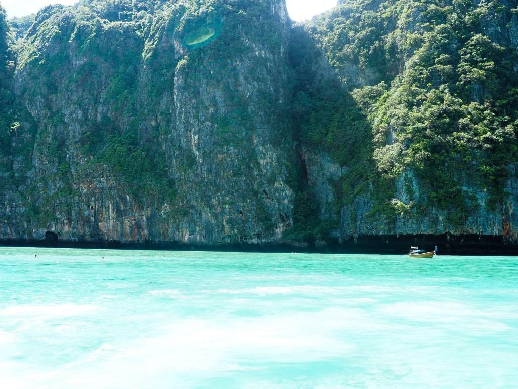 maya bay and the phi phi islands