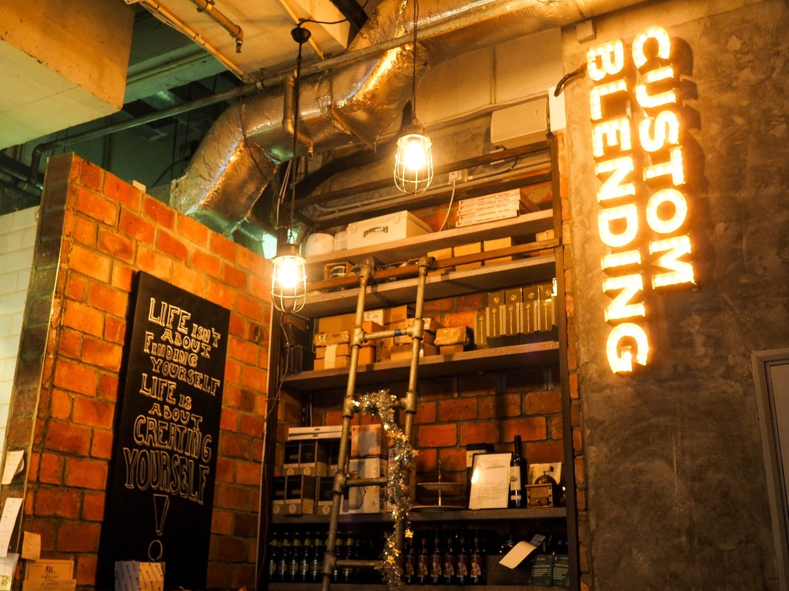 the best cafe in hong kong