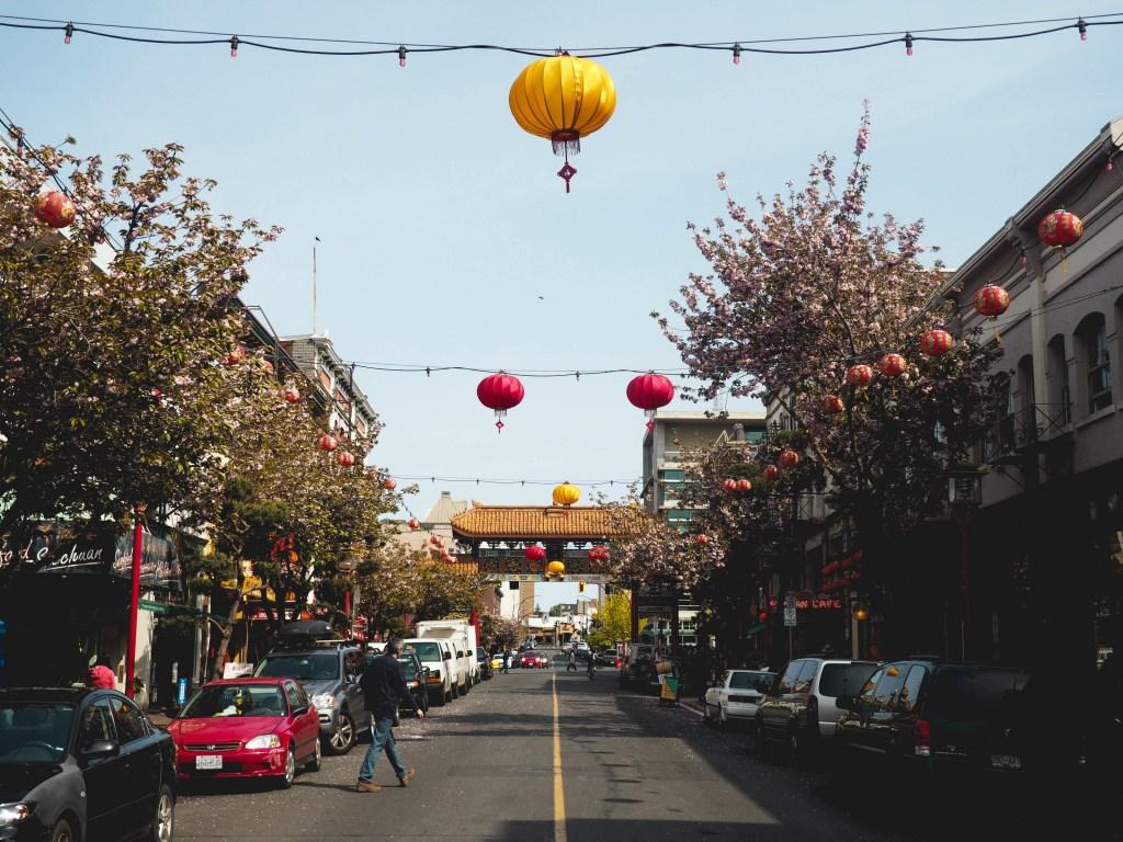 chinatown victoria bc