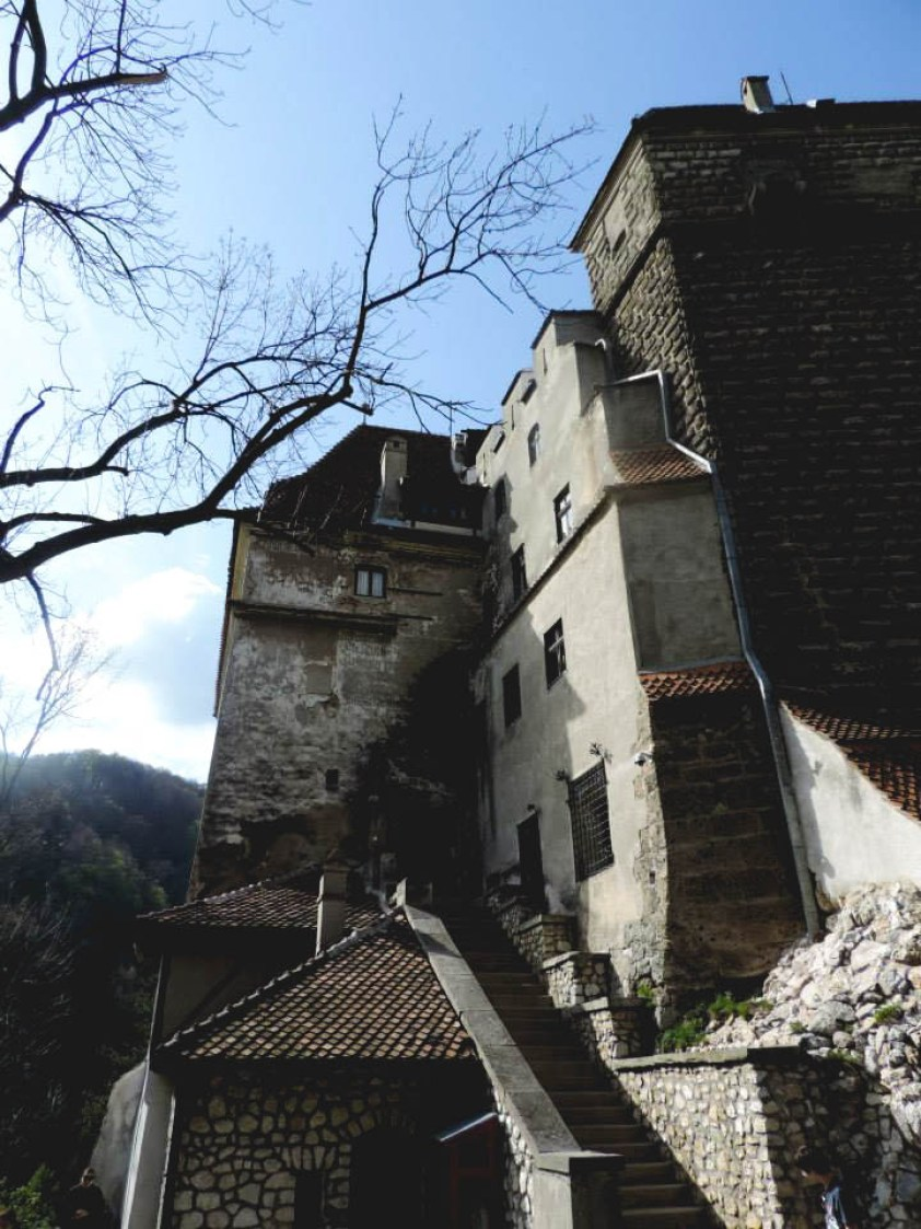 brans castle brasov