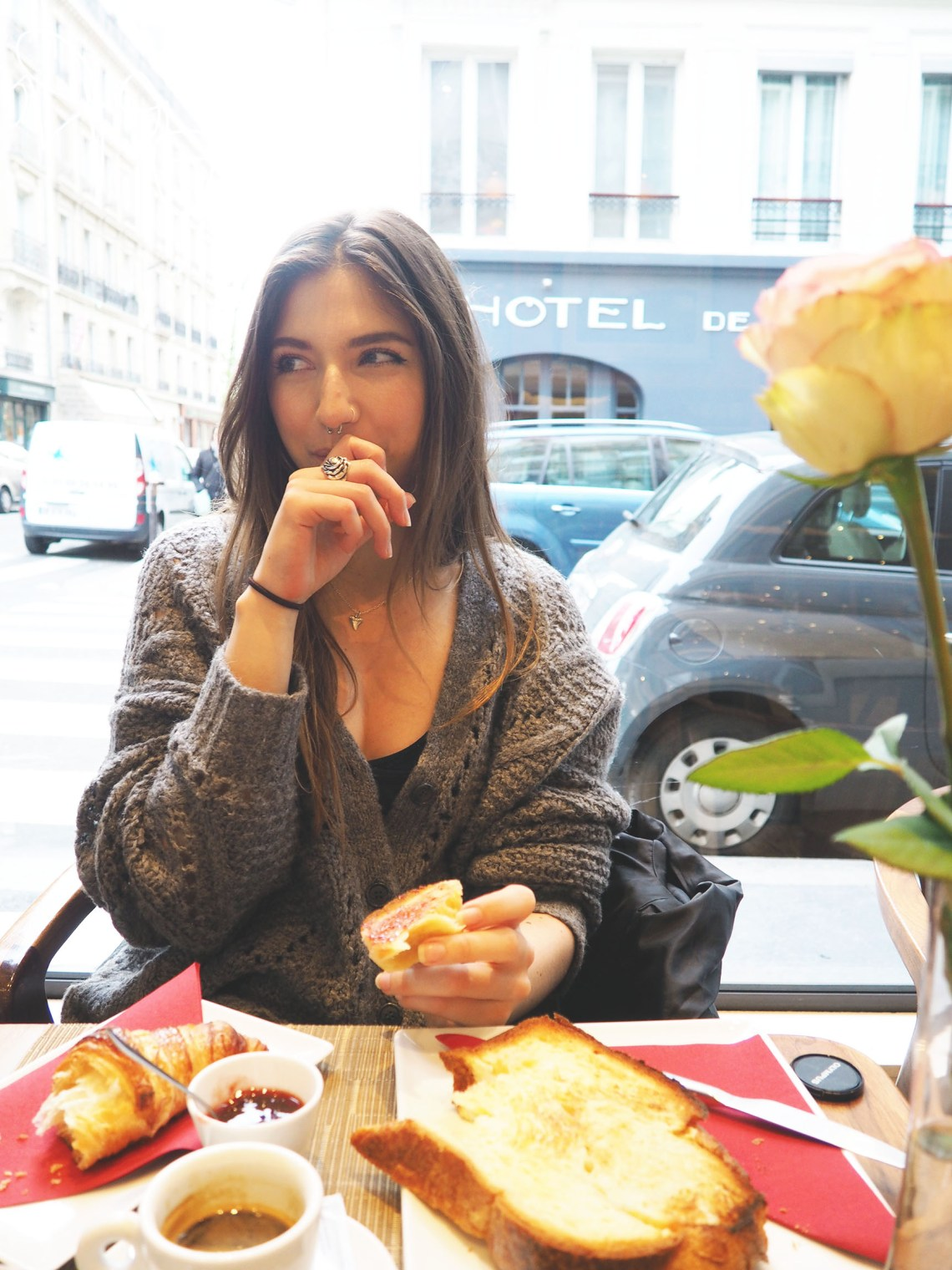 High Tea Bread At Bread & Roses