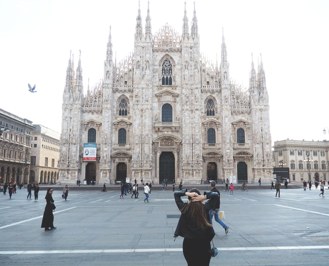 24 hours in milan