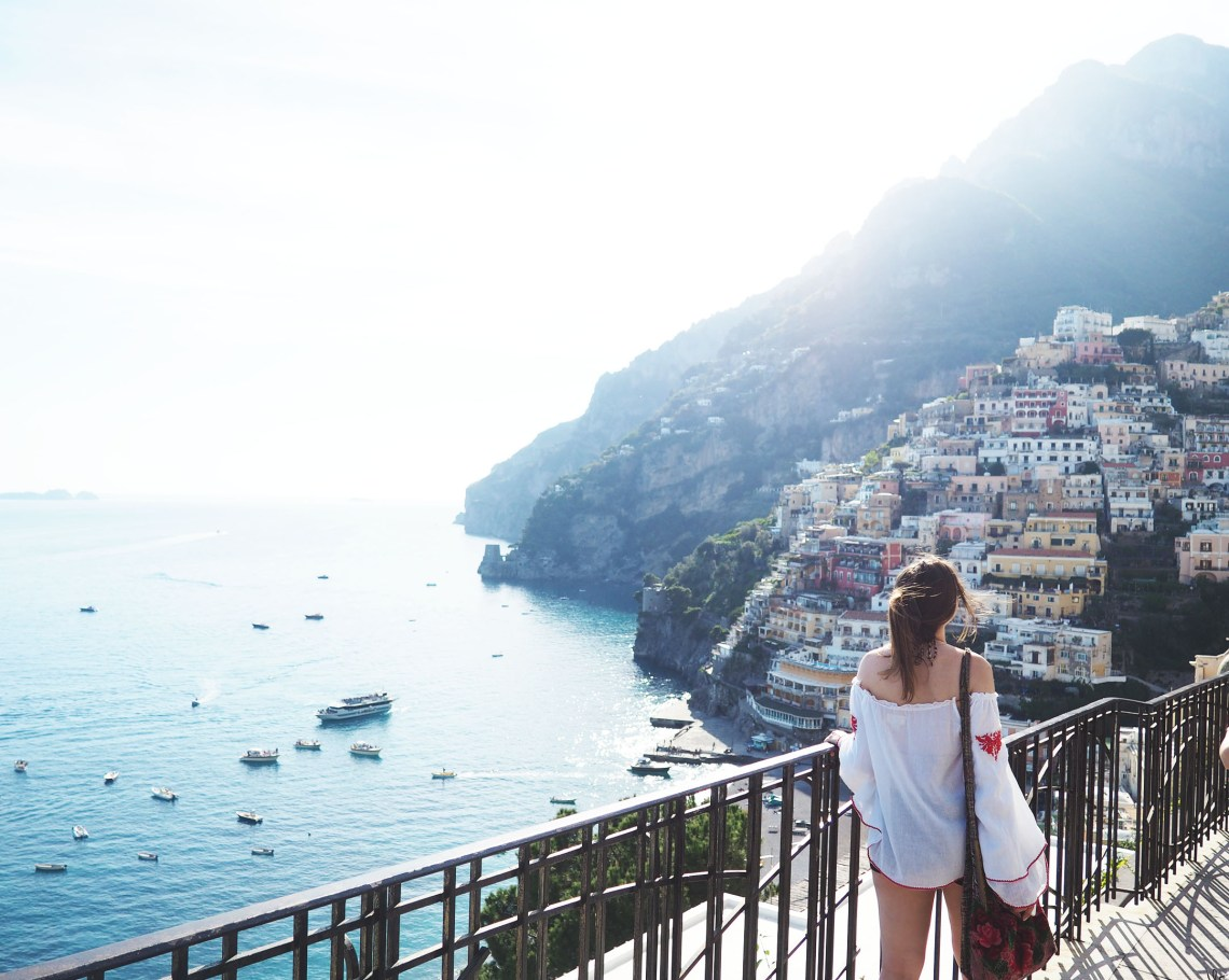 The Gem Of The Amalfi Coast – Positano