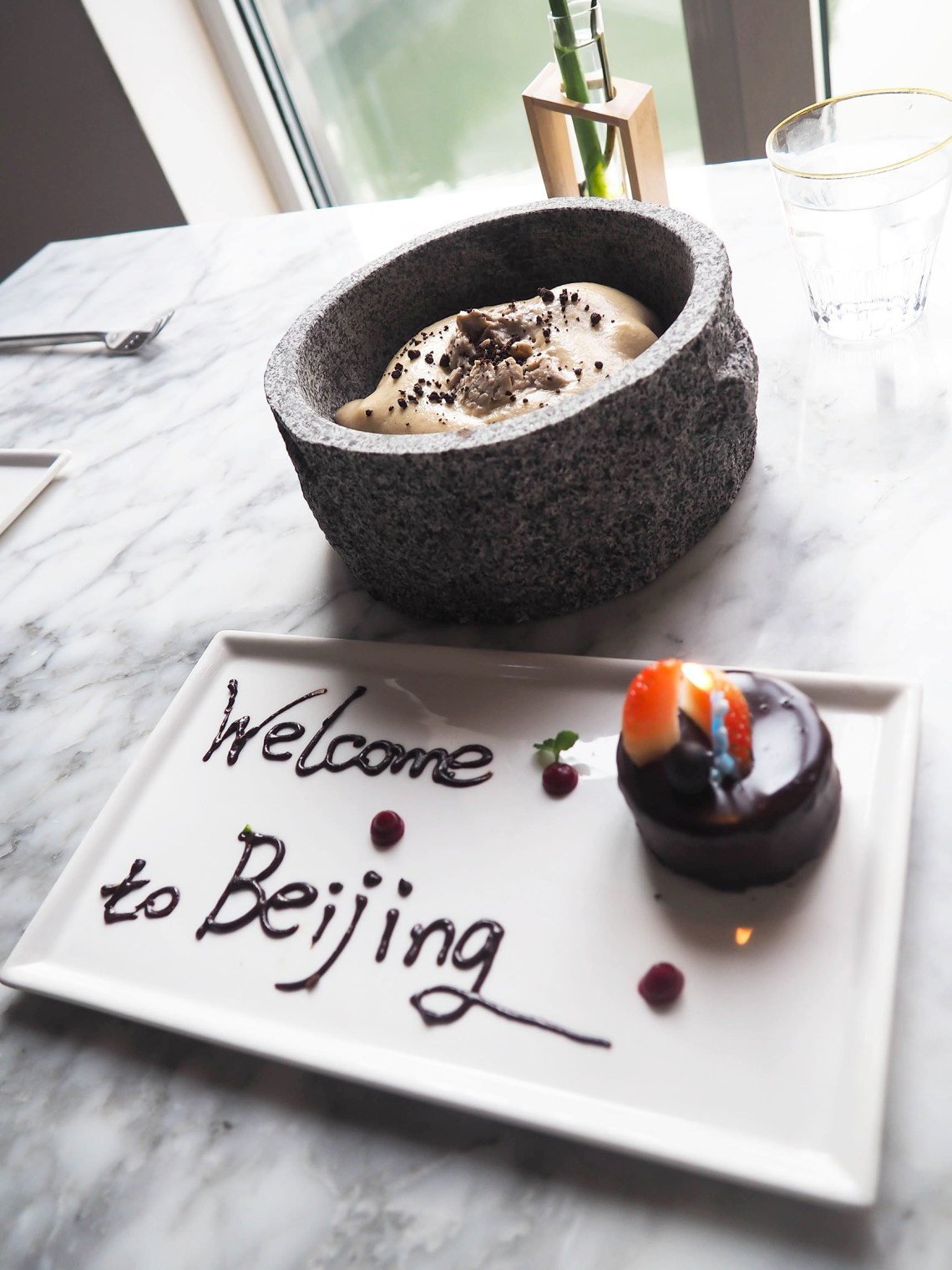 A Chocolatey Welcome At TRB Bites