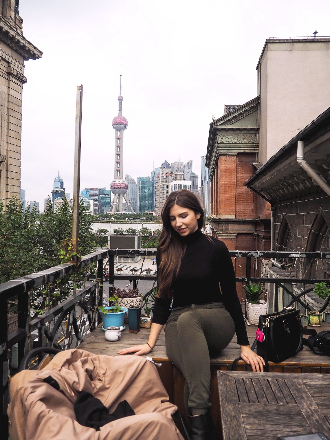 travel guide to Shanghai