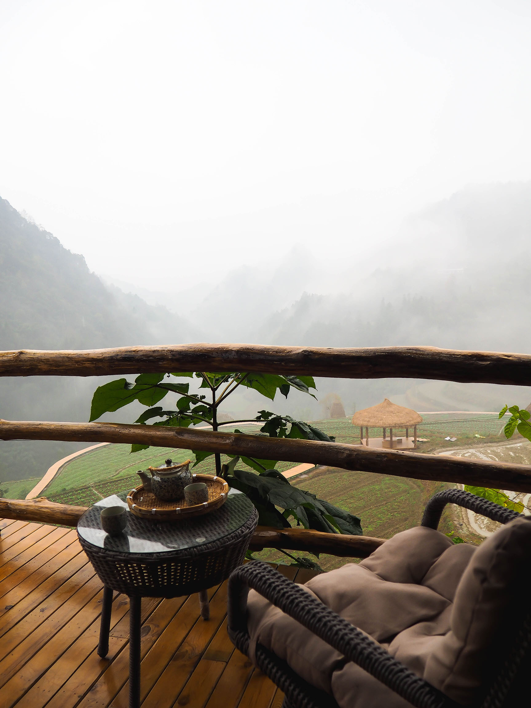 A Mountain Escape To No.5 Valley Retreat In Zhanjiajie