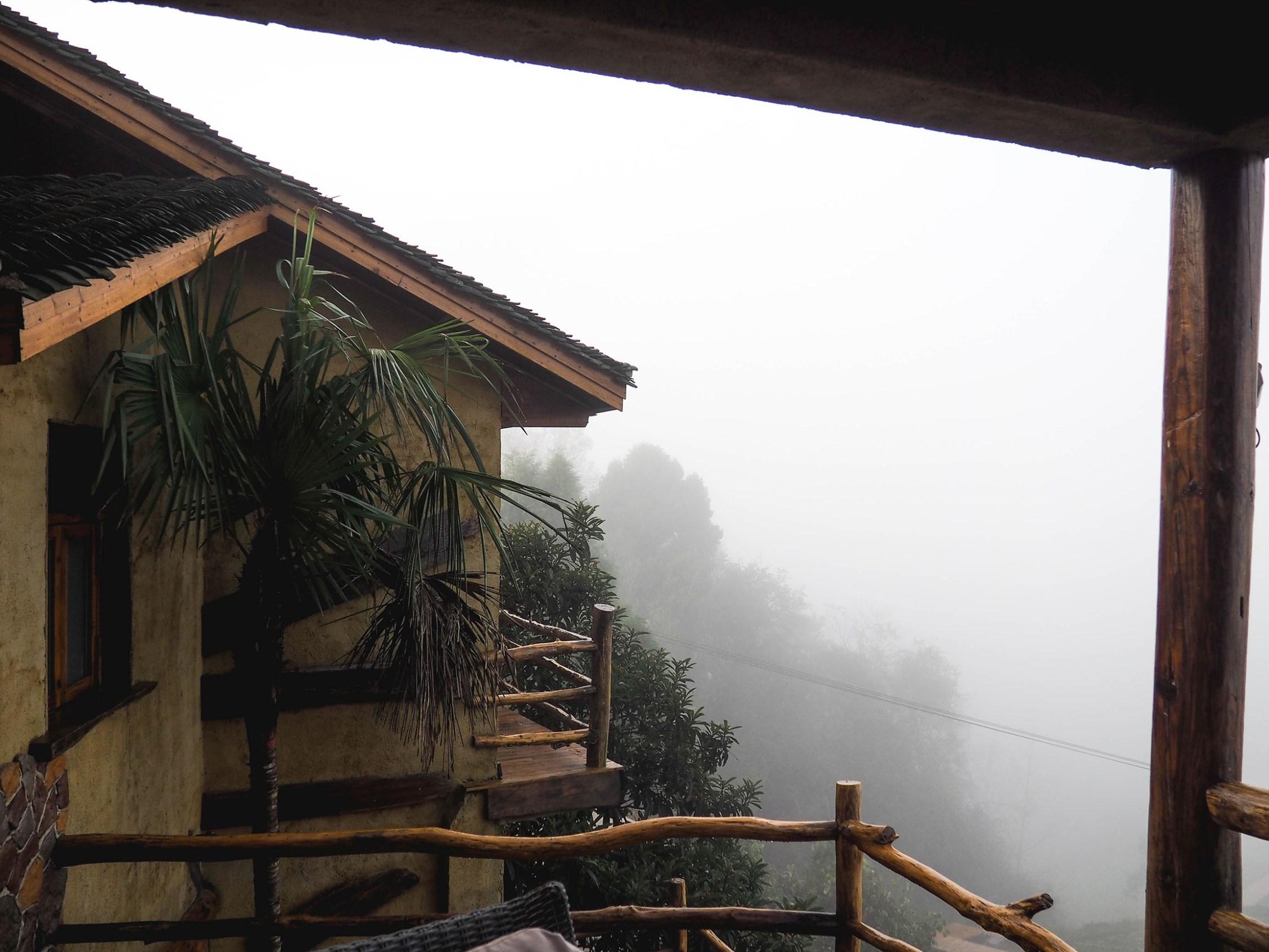 A Mountain Escape To No.5 Valley Resort In Zhanjiajie