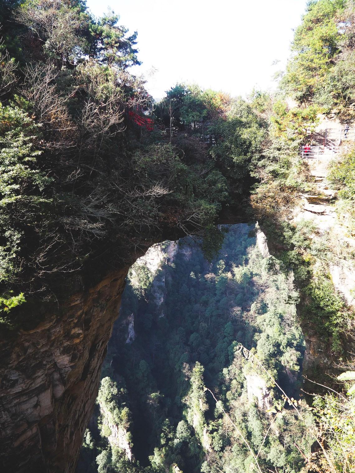 Exploring The Avatar Mountains In Zhangjiajie
