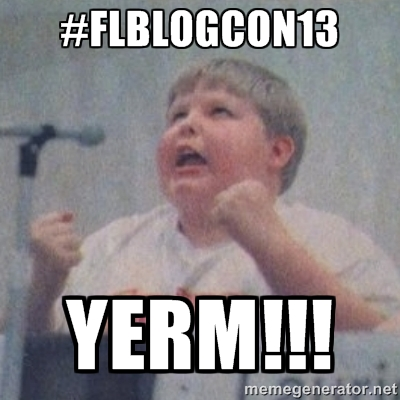 My Top 5 Favorite Things From #FLBlogCon13