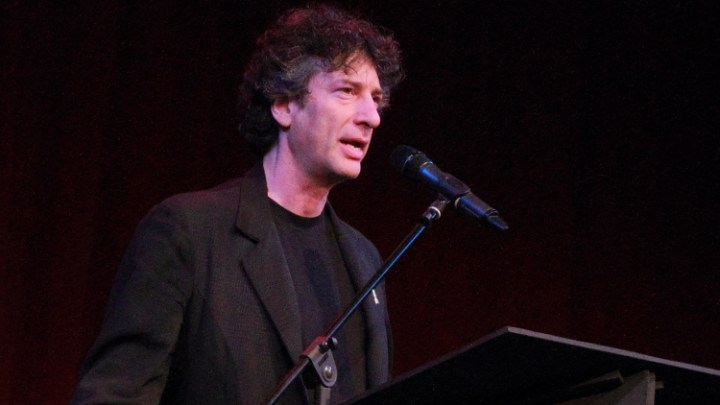 An Afternoon with Neil Gaiman