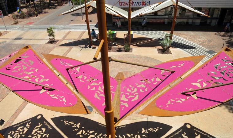 Alice Springs Revitalisation. Image: Pip McManus