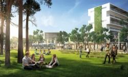 Curtin University master plan