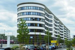 A Passive House office in Frankfurt, Germany