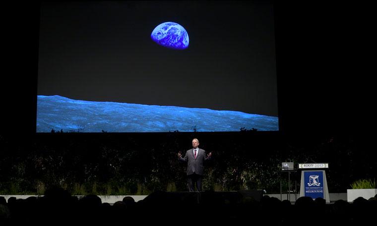 Al Gore at Ecocity 2017