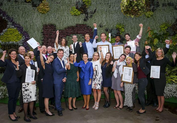 City of Sydney present the 2017 City Switch Awards.