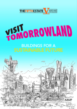 Visit Tomorrowland ebook cover
