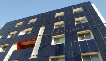 apartment solar facade