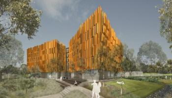 Monash render passive house