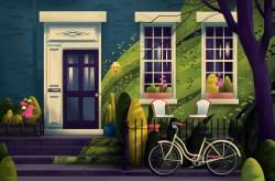 Illustration, Muhammed Sajid