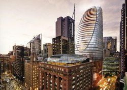 Macquarie Group is thumb-ing its nose at decades old planning rules.