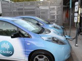 CSIRO Nissan electric vehicle