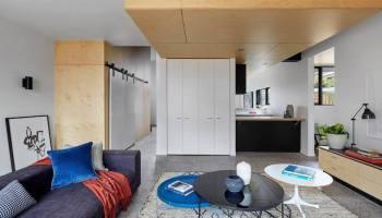 millennials clyde mews Melbourne interior