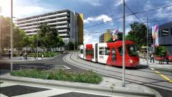 The Newcastle Light Rail, could be a beneficiary of NSW Treasury Corporation's first green bond.