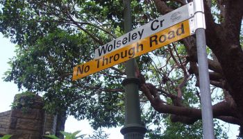 Lack of density in posh Sydney – it's a thing