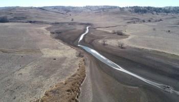 Guyra dam levels
