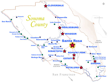 The Fifty Best The Wine Detective Best Of Sonoma