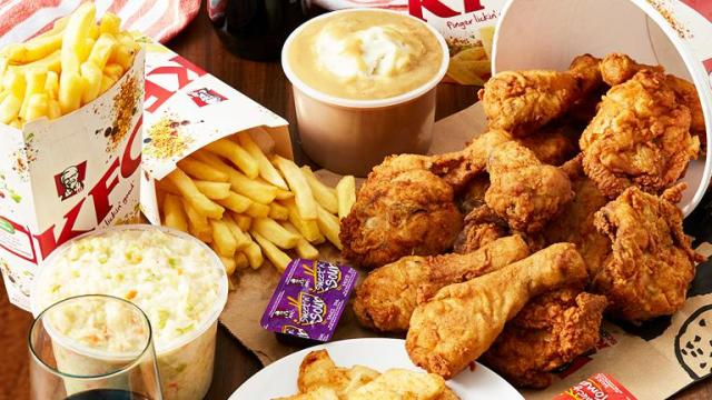 KFC UK Survey
