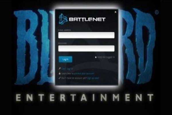 Battle.net Login