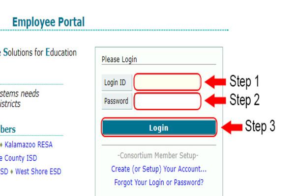 MiCase Employee Portal