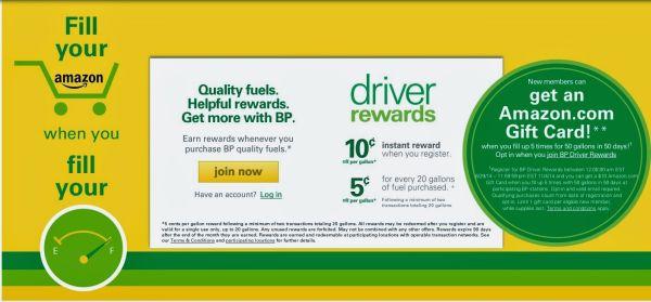 BP Quality Fuels Rewards