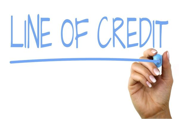 The line of Credit