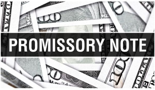 Open Ended Promissory Note