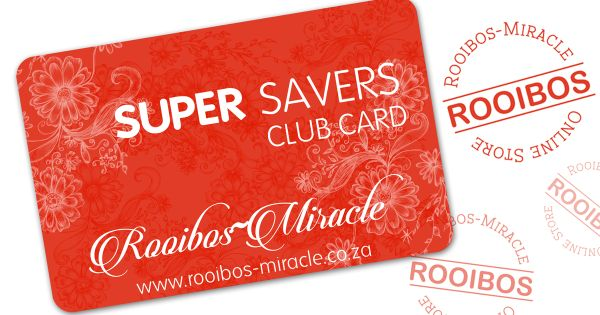 Super Savers Club Card