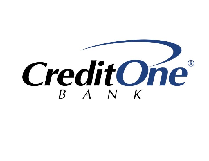 Credit One Logo (PRNewsFoto/Credit One Bank)